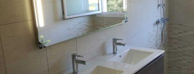 Reforma de baño en Bakio, Bizkaia