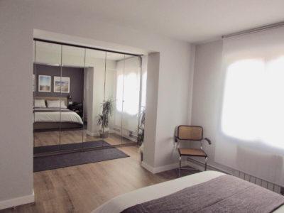 reforma dormitorio espejo matrimonio euskadi pais vasco